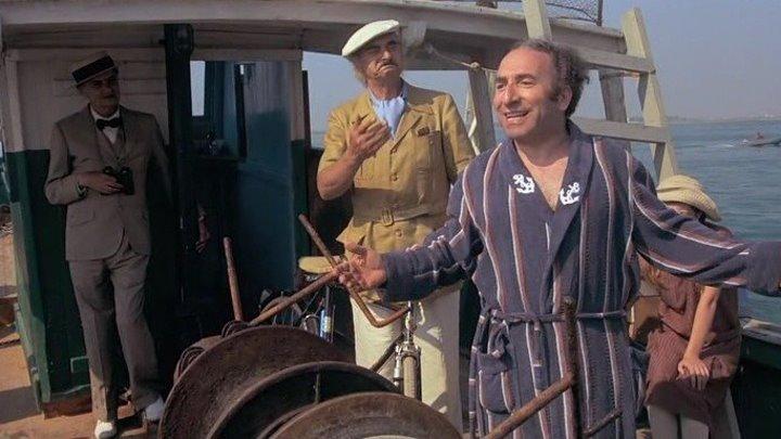Амаркорд (Италия, Франция 1973 HD) 16+ Драма, Комедия _ Реж.: Федерико Феллини
