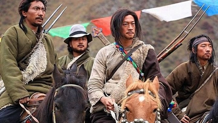 Однажды в Тибете (2010)