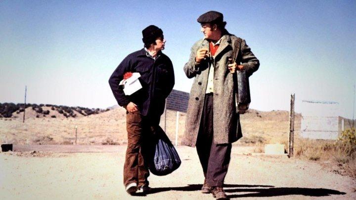 Пугало / Scarecrow (1973). Реж. Джерри Шатцберг, в рол. Джин Хэкмен, Аль Пачино, Дороти Тристан, Энн Уэджуорт, Ричард Линч