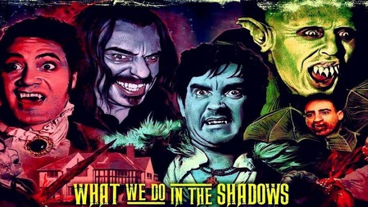 РЕАЛЬНЫЕ УПЫРИ HD(2014) 72Op.Комедия,Ужасы,Вампиры