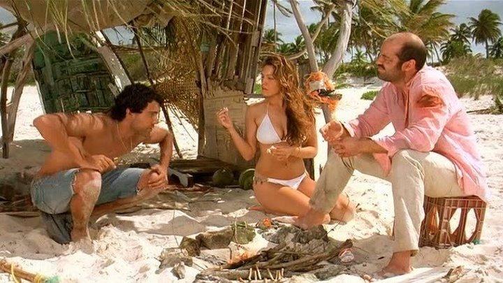 Фильм остров для двоих секс ради выживания, красивые домашние голые жены