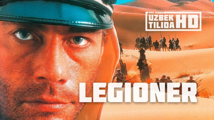 Legioner_Легионер (Uzbek Tilida HD)