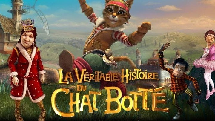 Правдивая история Кота в сапогах (Франция, 2009 г.)