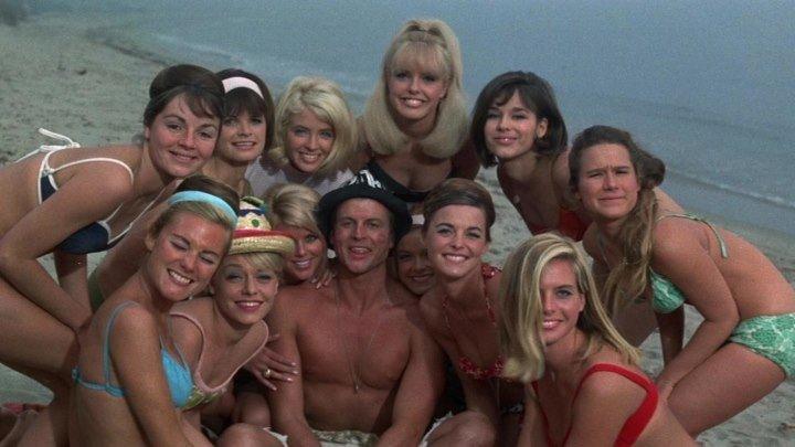 Пляжные игры (США 1965) Мюзикл, Мелодрама, Комедия ツ