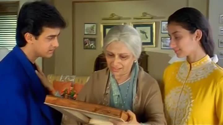 Вечер Индийского кино - Мятежная душа (1999)