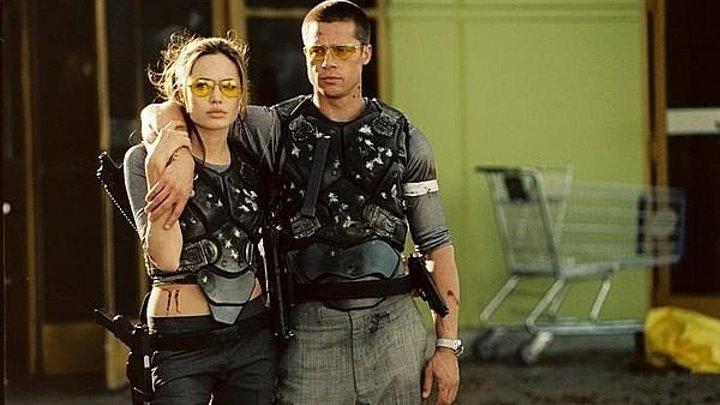 Мистер и миссис Смит(2005)