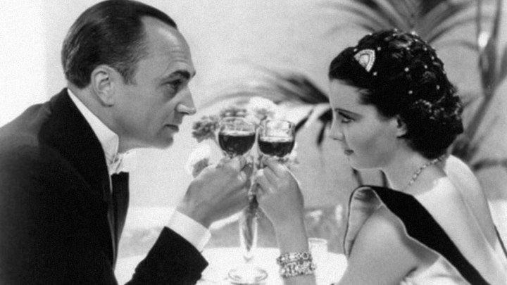 Dark Journey 1937 - Vivien Leigh, Conrad Veidt, Joan Gardner, Robert Newton, Cecil Parker, Ursula Jeans