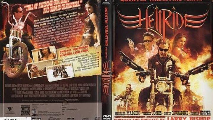 Адская Поездка HD(2008) 480p.Боевик,Драма