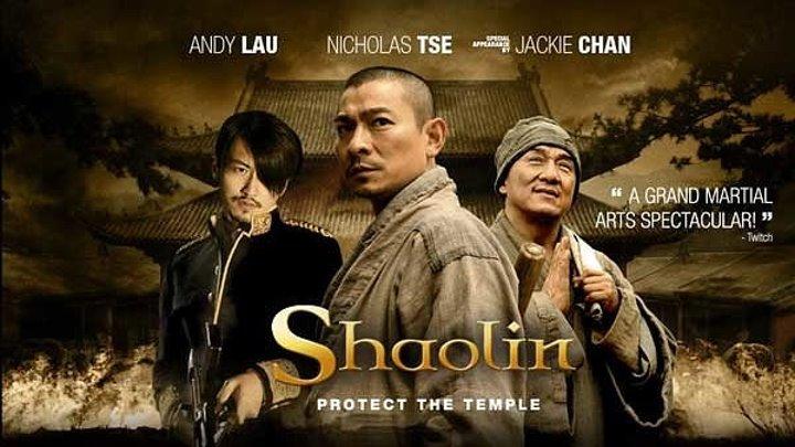 Шаолинь (2011).(Боевик) Джеки Чан