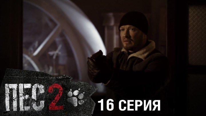 Сериал ПЕС 2 сезон 16 серия 2017 720р НТВ