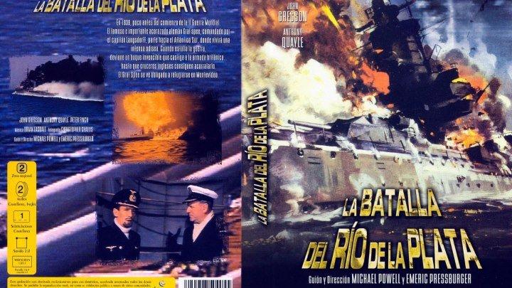 La batalla del Río de la plata (1956) 3