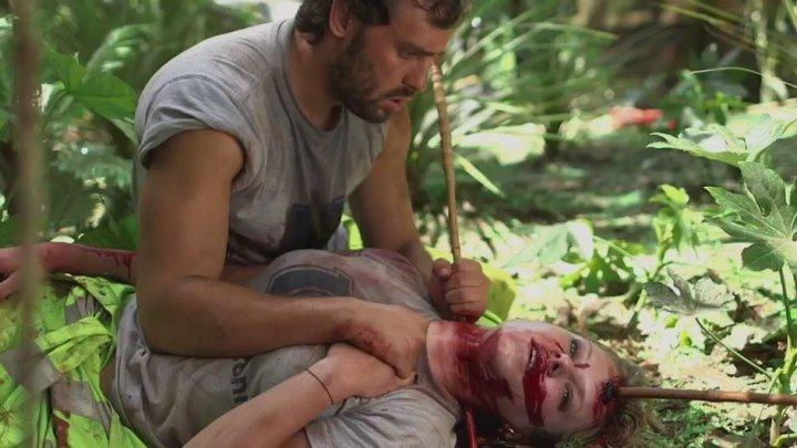Зеленый ад HD (ужасы, приключения) 2013