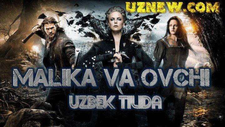 Malika va Ovchi (Uzbek tilida) HD