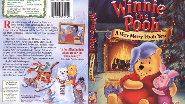 Винни Пух Рождественский Пух - США 2002 г