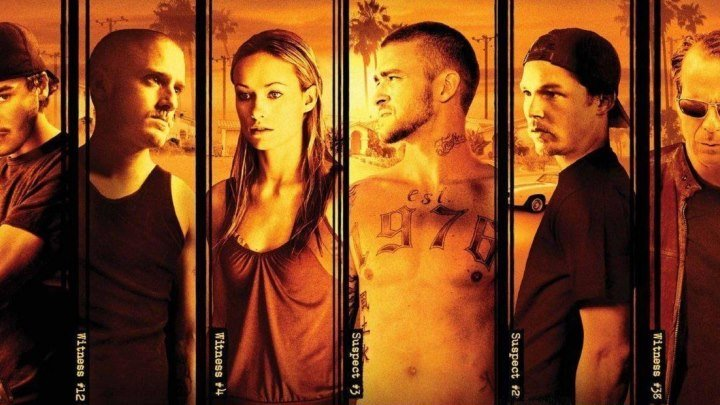 Альфа Дог 2006 драма криминал