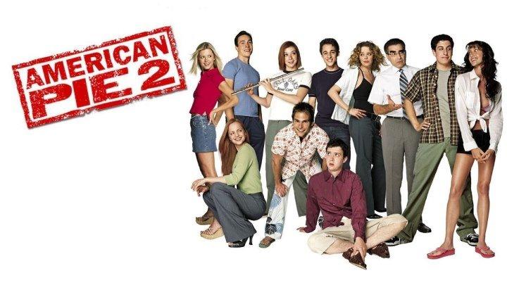 Американский пирог.2.(2000) Комедия КиноПират