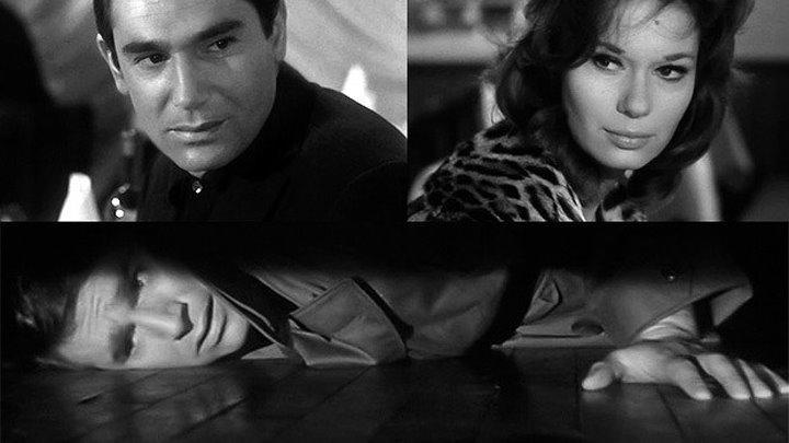 Грузовой лифт (драма с Робером Оссейном и Леа Массари) | Франция-Италия, 1962