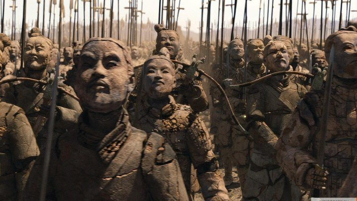 Мумия 3. Гробница императора драконов