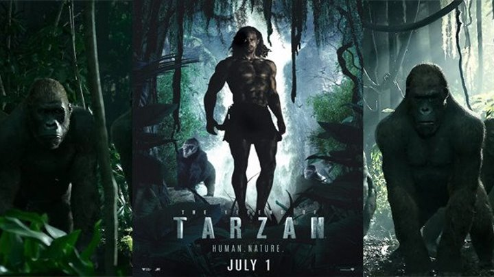 Tarzan (Uzbek tilida 2016)