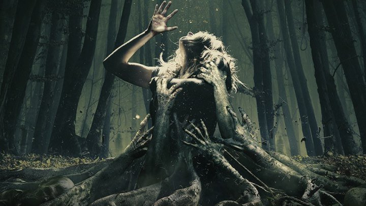 Лес призраков (2016) ужасы, триллер, детектив