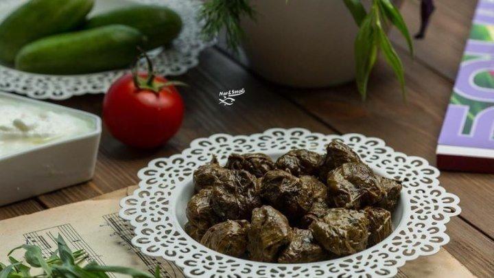 Шедевр Азербайджана Долма - Одно из Самых Вкусных Блюд.