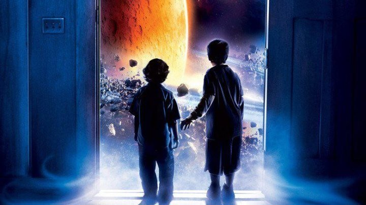 Затура. Космическое приключение (2005 HD) Боевик, Фантастика, Приключения, Комедия