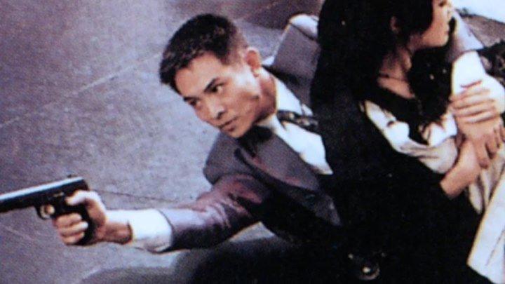 Джет Ли в боевике Телохранитель из Пекина.