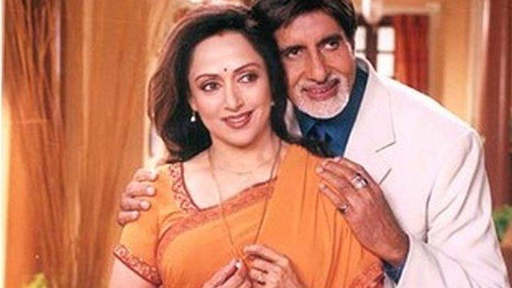 И снова Индийское кино - Любовь и предательство 2003 г.