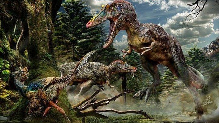Остров динозавров (2014).HD (Семейный, Фантастика, Приключения)
