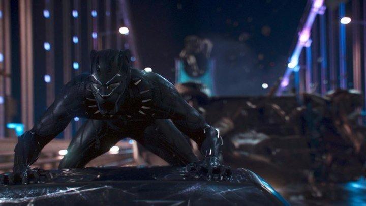 Чёрная Пантера / Black Panther 2018 США