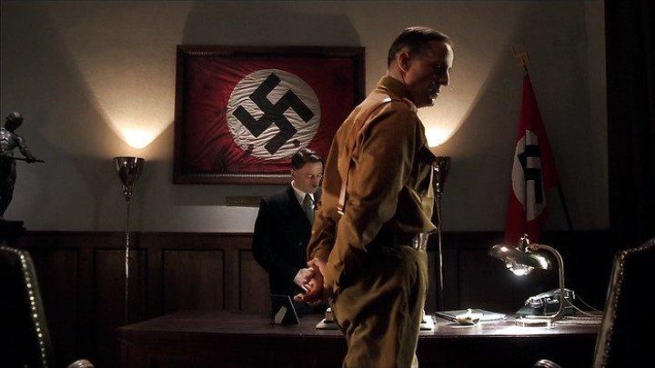 """Фильм """" Гитлер: Восхождение дьявола НD (2003) """"."""