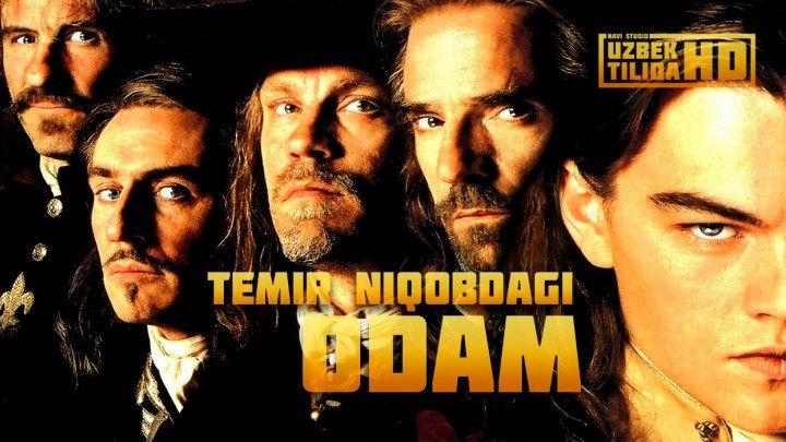 Temir Niqobdagi Odam / Темир Никобдаги Одам (Uzbek Tilida HD)