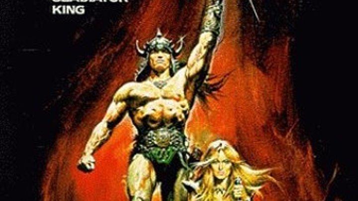 Конан-варвар (1982)Жанр: Боевик, Приключения, Фэнтези.