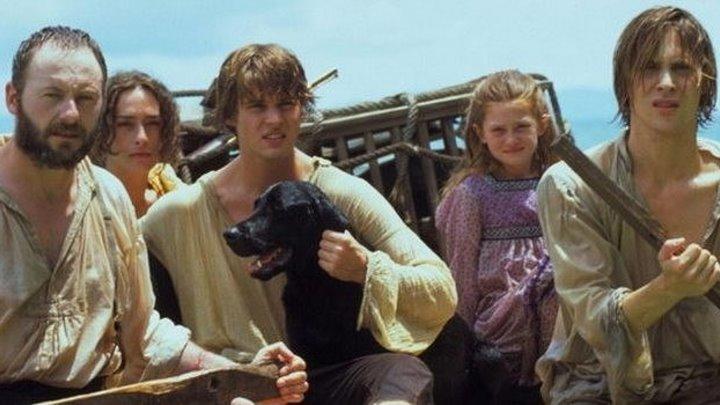 Остров надежды 2002 драма, приключения