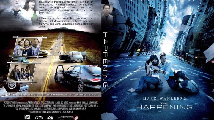 """""""Явление"""""".(2008).фантастика, триллер"