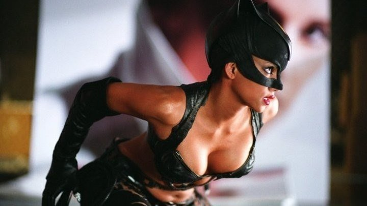 Женщина-кошка (Catwoman).Боевик, Криминал, Фэнтези