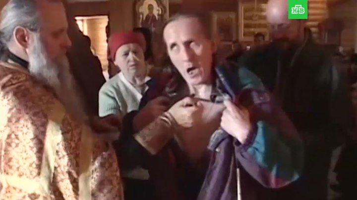 Изгнание бесов в храме Новокузнецка