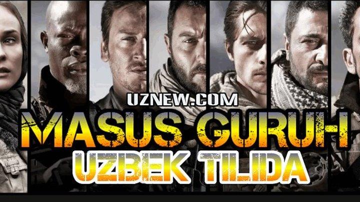 Maxsus Guruh (Uzbek tilida Jangari film) HD