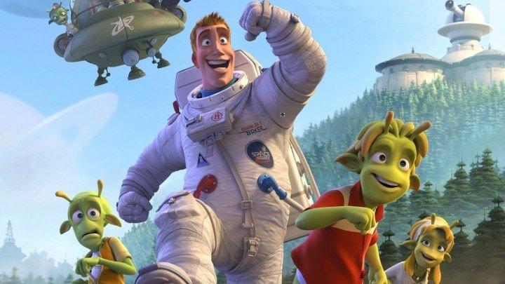 Планета 51 (2009) мультфильм, фантастика, комедия, приключения, семейный (HD-720p) DUB