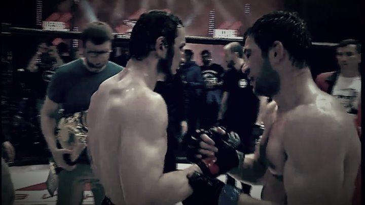 РУССКИЙ против ЧЕЧЕНЦА!!Два ЛУЧШИХ бойца ДОСТОЙНЫЕ друг друга!