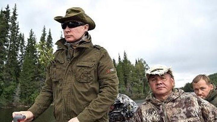 Путин нашел в глухой тайге грозное оружие для диалога с Западом