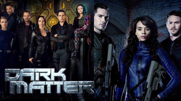 Тёмная материя (1 сезон, серия 3)