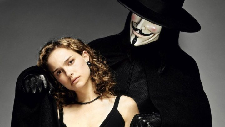 «V» значит Вендетта (2005) V for Vendetta
