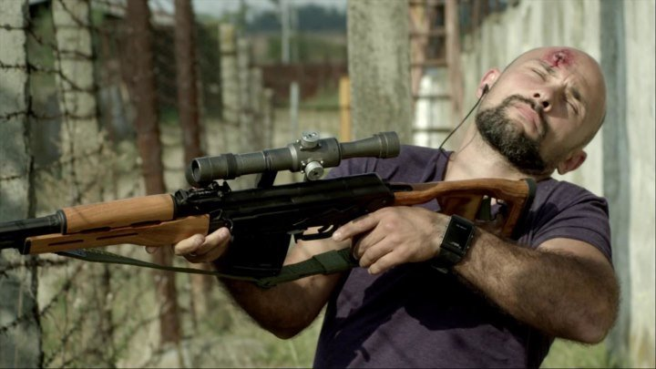 Шесть пуль. триллер боевик криминал