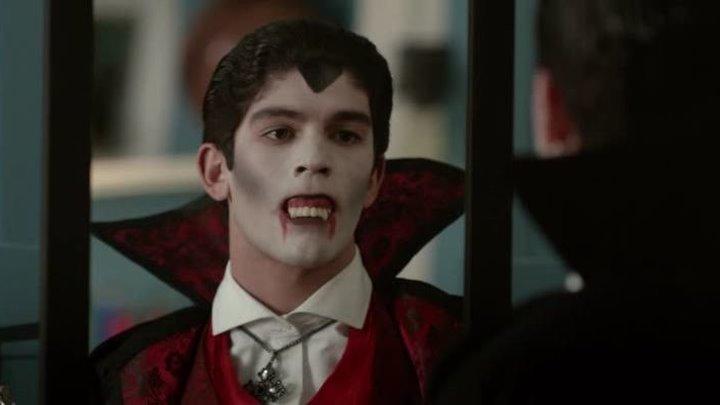 Ненастоящий вампир 2015 комедия, семейный