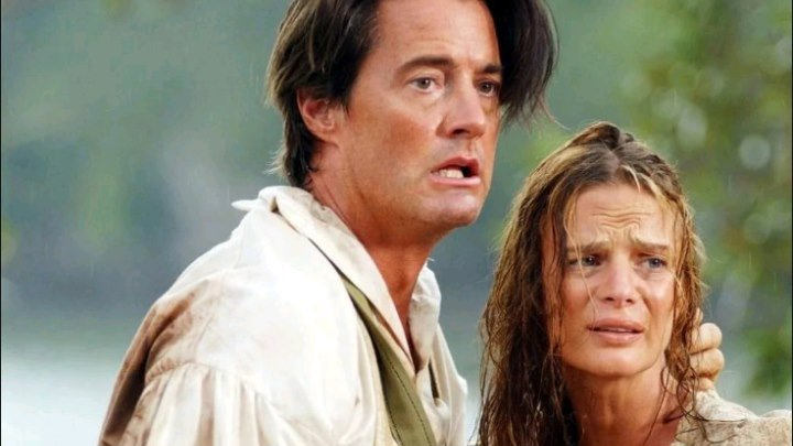 Таинственный остров (2005) фантастика, фэнтези, боевик, приключения