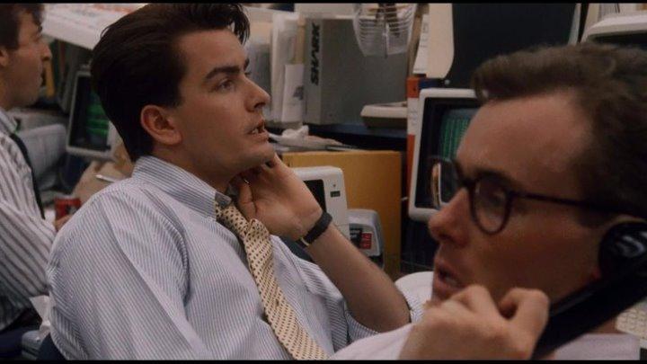 Уолл-стрит / Wall Street (1987) драма, криминал
