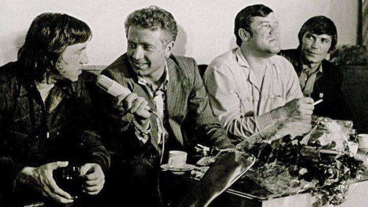 ВЫСОЦКИЙ,АКТЁРЫ ТАГАНКИ.ТВ БОЛГАРИИ(1975 г.)