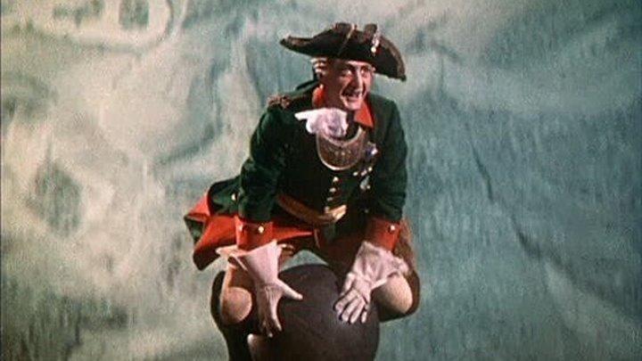 Мюнхгаузен , полностью восстановленный фильм ( Германия 1943 год ) HD