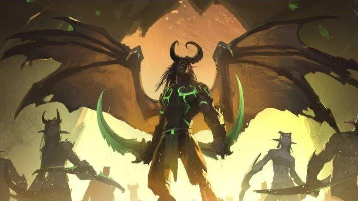 Предвестники: Иллидан (RU) World of Warcraft